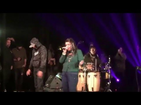 Rebirth of Slick Cool Like That  Digable Planets , Moore Theatre, Seattle, WA  12302015
