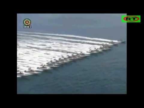 Iran's boats vs. Phalanx (CIWS)