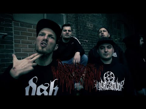 WORLD OF TOMORROW - South German Brutality (official music video) | Bleeding Nose Records