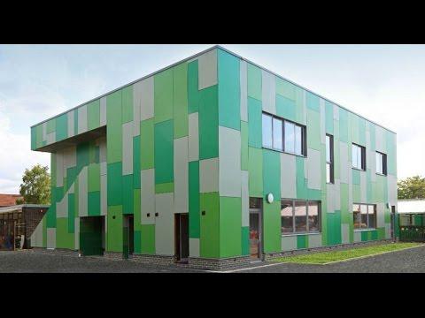 Actavo Building Solutions - De Lucy Modular School