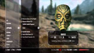 Skyrim - Dragon Shout - Throw Voice