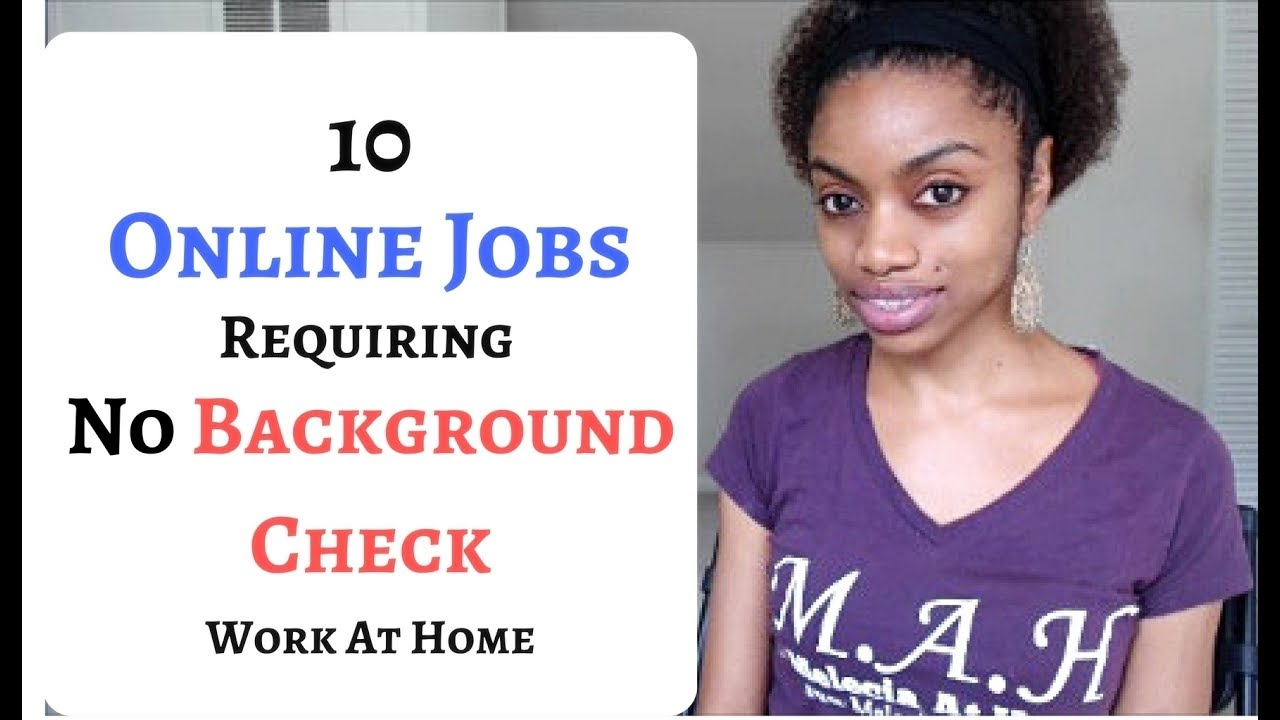 online jobs hiring now no experience