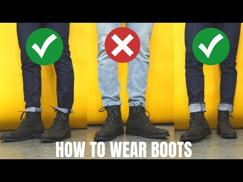 How to Wear Boots For Fall and Winter