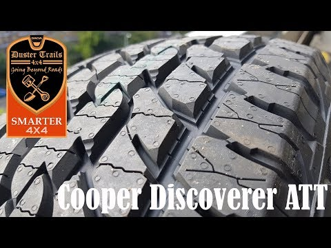 Cooper Discoverer ATT - Early Review and Testing