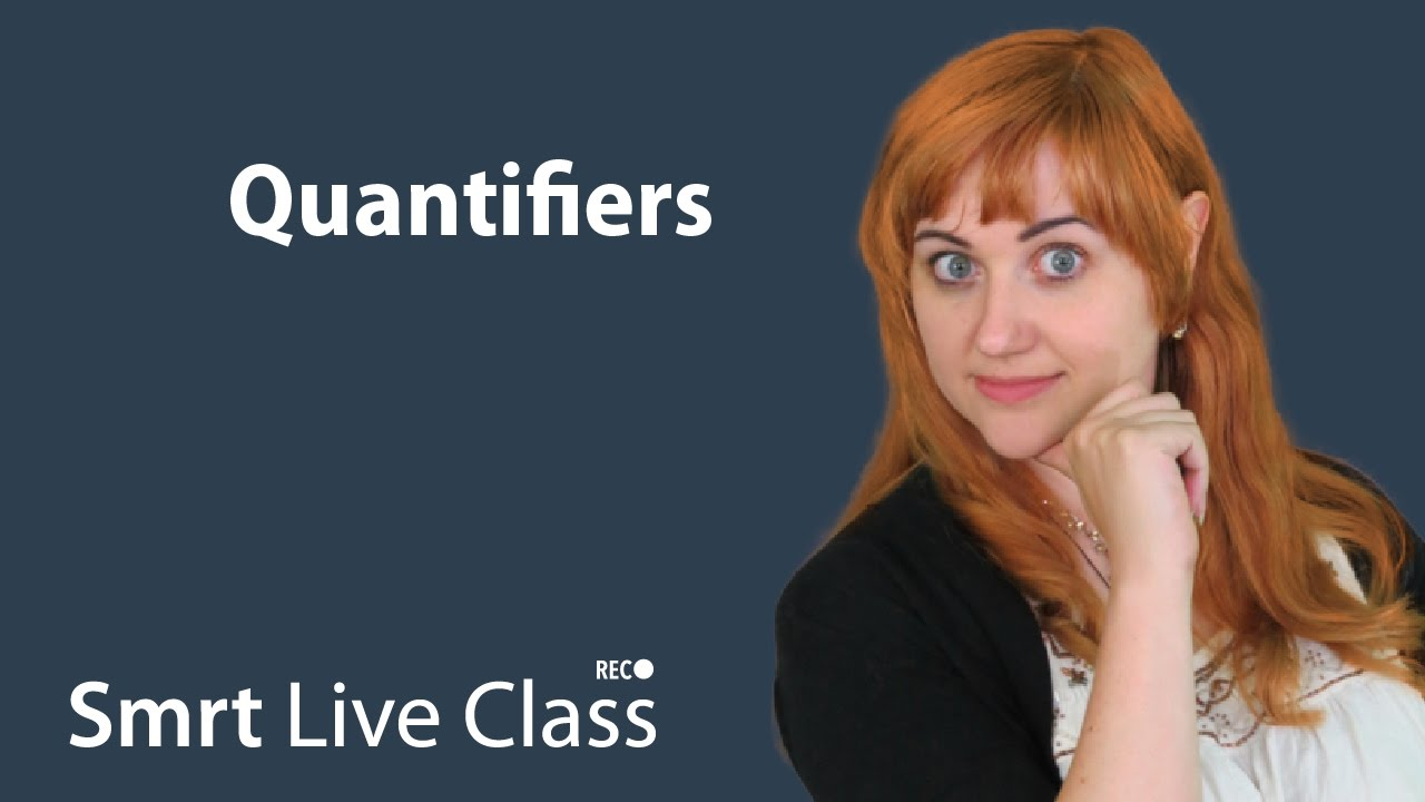 Quantifiers - Pre-Intermediate English with Abby #34