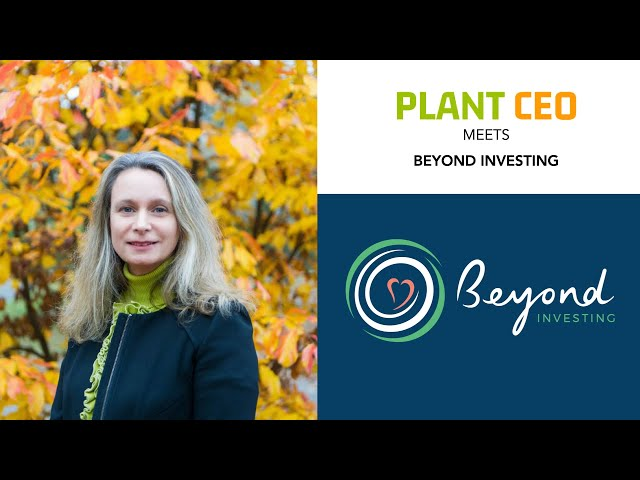 PLANT CEO #7 - Beyond Investing: growing vegan businesses