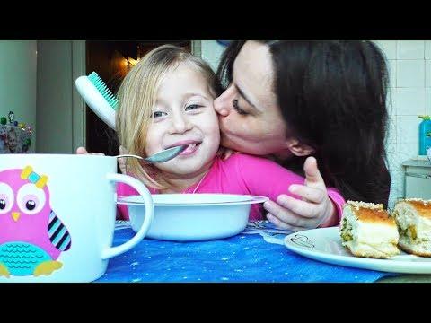 Zimska Jutarnja Rutina / Winter Morning Routine | Video za decu / Video for children