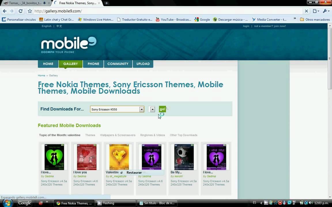 juegos para sony ericsson w300 mobile9