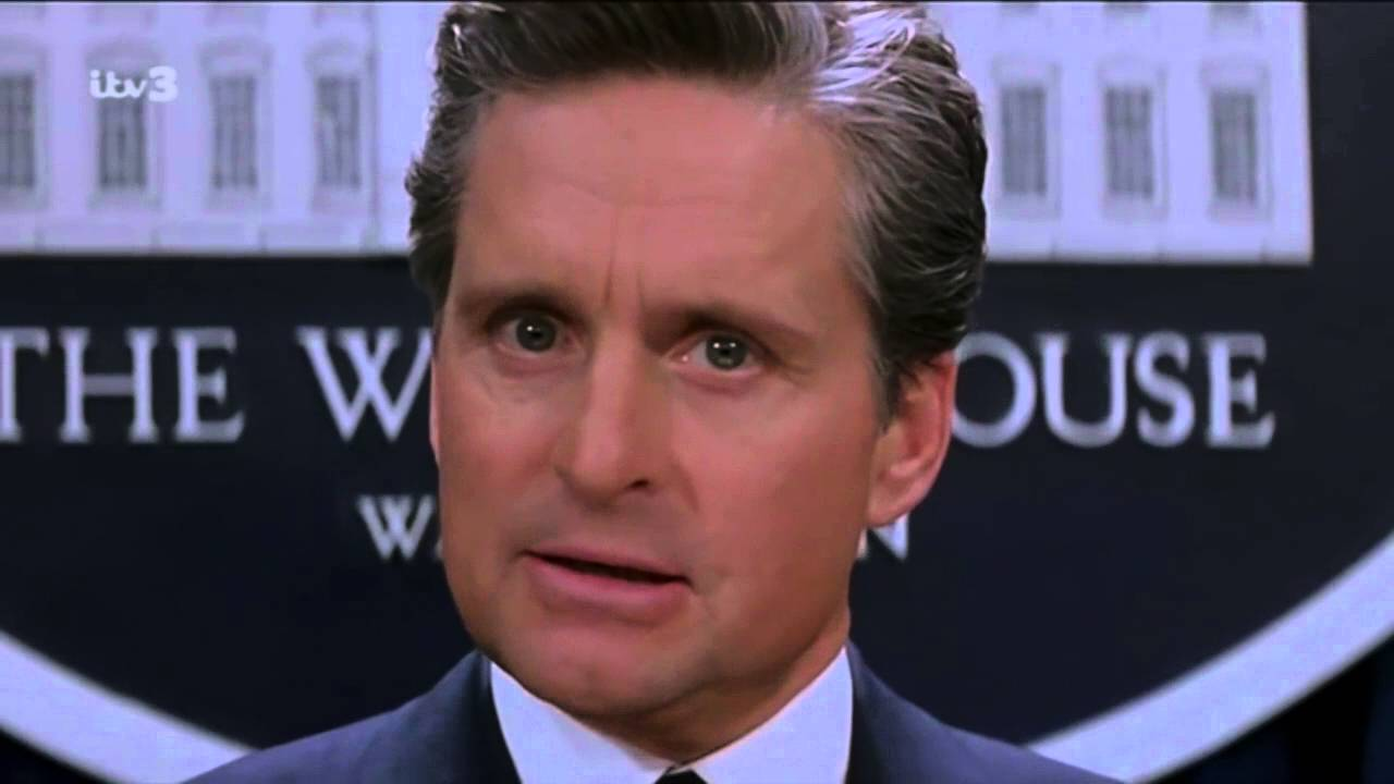 Image result for michael douglas in the american president