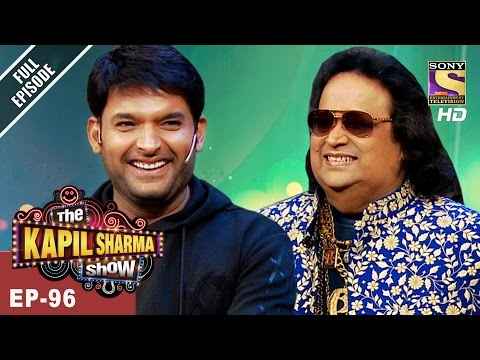Thumbnail: The Kapil Sharma Show - दी कपिल शर्मा शो-Ep-96 - Bappi Lahiri In Kapil's Show - 9th Apr, 2017