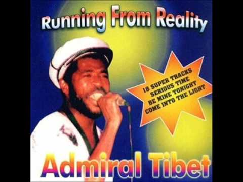 Admiral Tibett  -  Keep On Telling Me