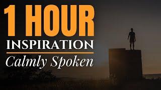 1 HOUR OF INSPIRATIONAL QUOTES (Calmly Spoken for Sleep, Meditation, ASMR) screenshot 1