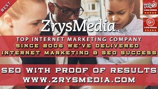 Effective Website Design Services by Zrysmedia, Sacramento SEO Company(This video will speak about the highly effective Website Design services http://www.zrysmedia.com/web-design/ that Sacramento SEO company ZrysMedia ..., 2015-12-08T13:22:02.000Z)