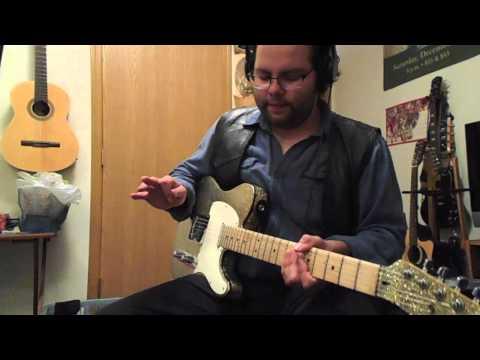 Custom Fender Highway One Tele