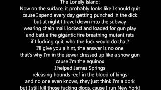 I Run NY - The Lonely Island ft.  Billie Joe Armstrong