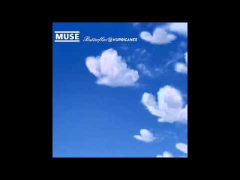 Muse - Butterflies and Hurricanes (Guitar)