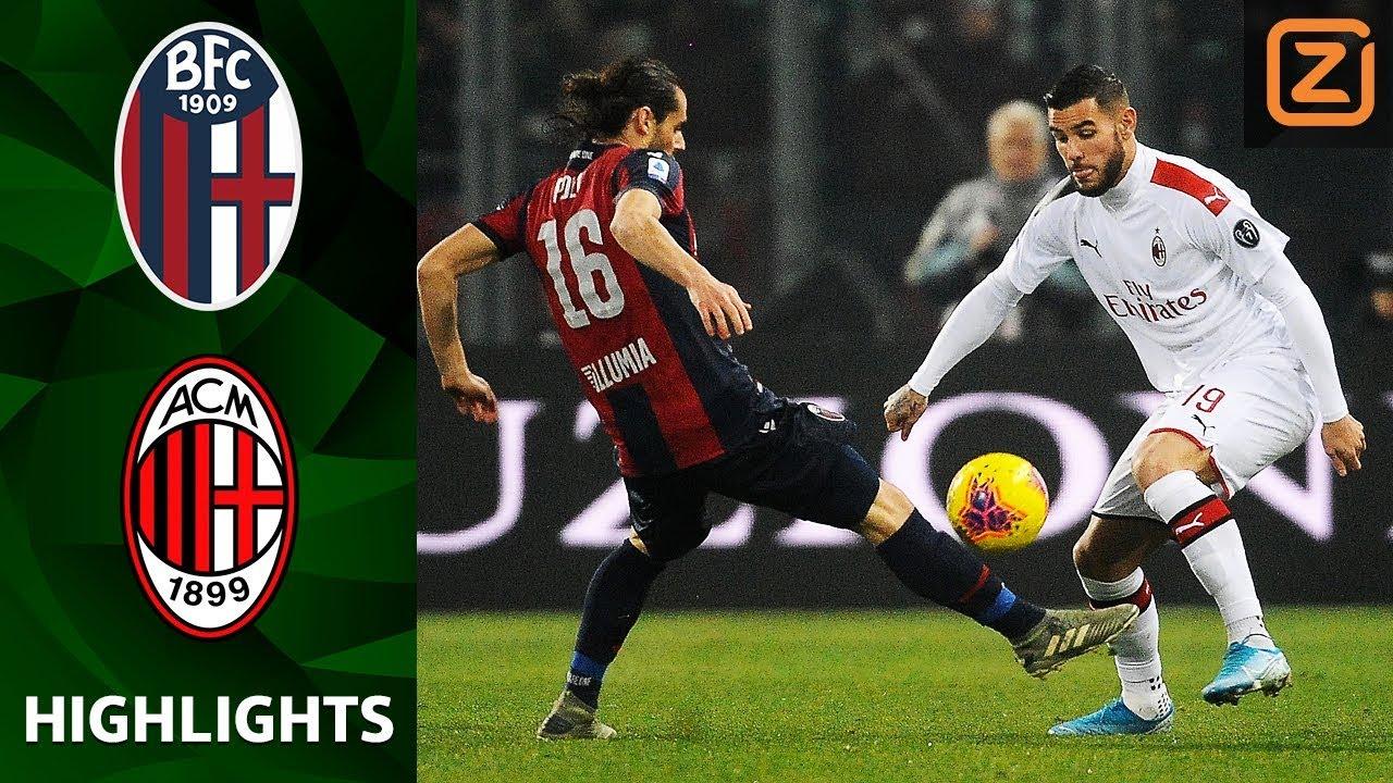 WEET BOLOGNA WEDEROM TE WINNEN? 😱 | Bologna vs Milan ...