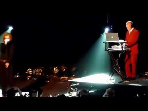YAZOO - Nobody's Diary (Live at the Short Circuit Festival, London, May 14, 2011)