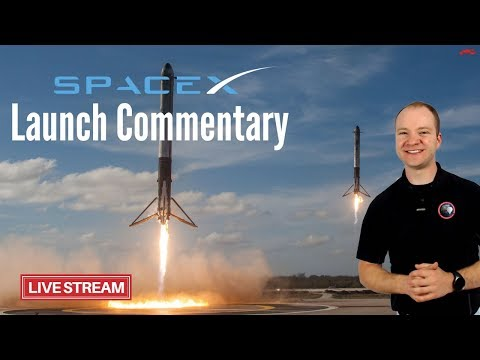 Live Launch Commentary | SpaceX Falcon 9 | Paz & Starlink Demo