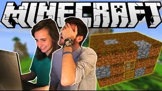 MINECRAFT EN COUPLE - SPEED BUILD BATTLE FR