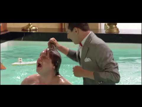 Never Before Seen Pee Wee's Big Adventure Director's Cut Trailer