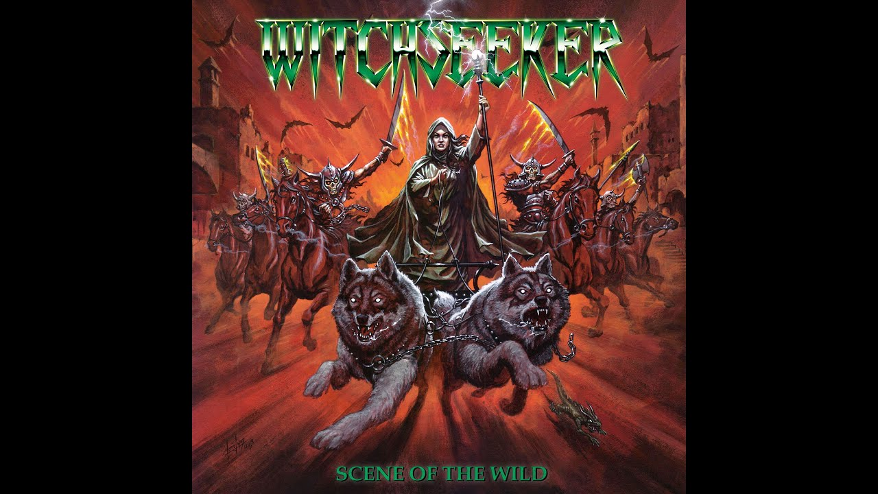 (Trad/Speed) WITCHSEEKER - Scene of the Wild album review