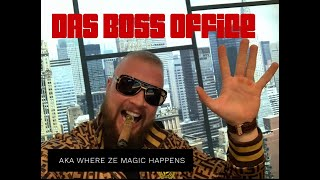 DAS BOSS OFFICE - Felix Blume RUHMTOUR