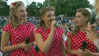 The Hebbe sisters - Leva Livet (Allsång på Skansen 2017)