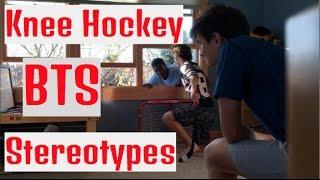 Knee Hockey Stereotypes 2(Behind The Scenes)