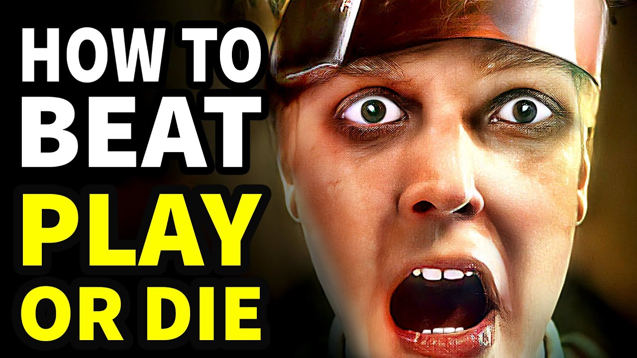 """How To Beat EVERY TRAP In """"Play Or Die"""""""