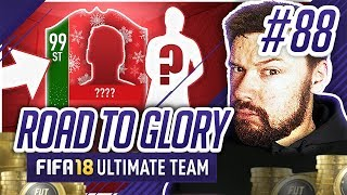 INSANE NEW PLAYER! - #FIFA18 Road to Glory! #88 Ultimate Team