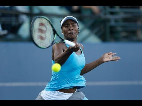 2016 Bank of the West Classic Semifinals | Venus Williams vs Alison Riske | WTA Highlights
