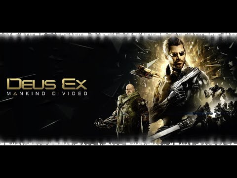Deus Ex Mankind Divided Stream  Collecting Money On Ps4 Slim And 3 Game Gameplay Part 1