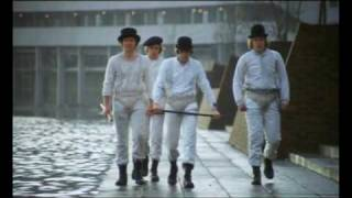 A Clockwork Orange, Flat Block Marina Scene.