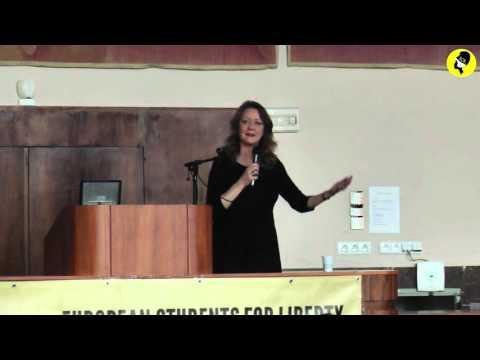 Annie Machon - The war on Concepts (MI5 Whistleblower)