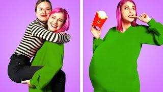 PRANKS ON FRIENDS    9 Funny DIY Prank Ideas and Funny Prank Wars By Crafty Panda