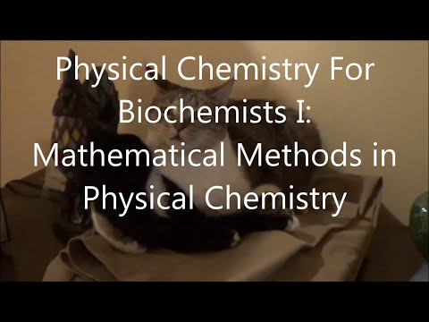 Lecture3- Mathematical Methods in Physical Chemistry