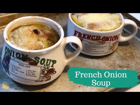 Instant Pot French Onion Soup | A Classic Soup