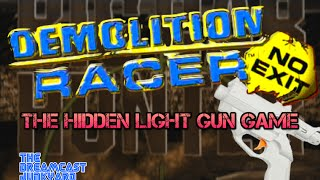 Demolition Racer: No Exit Big Car Hunter Hidden Light Gun Game
