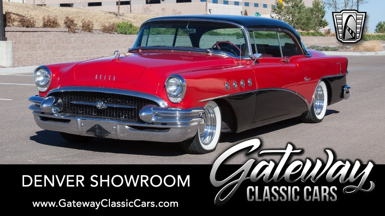 Classic Cars Denver >> 1955 Buick Super Gateway Classic Cars Denver 669