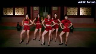 EXID - Up & Down (Chinese Version) MV (Sub Español - Hangul - Roma)