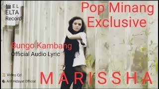 MARISSHA - BUNGO KAMBANG (Official Audio Lyric)