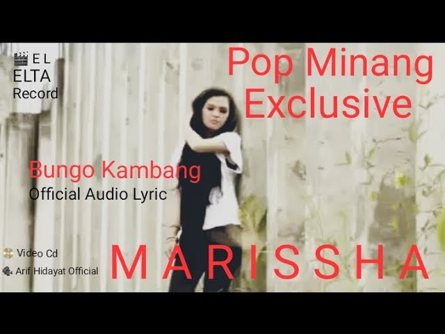 MARISSHA - BUNGO KAMBANG (Official Audio Lyric) #1