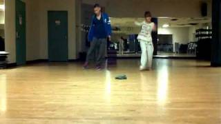 Keri Hilson - Pretty Girl Rock & Katy Perry - E.T. Choreography