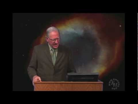 The Hebrew Language and Bible Codes - Chuck Missler