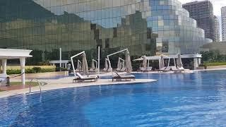 필리핀 오카다 호텔 수영장