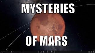 Mysteries of Planet Mars - Universe Sandbox 2