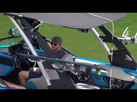 2018 Malibu Wakesetter 22 VLX - Top 3 Features