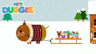 The Summer Holiday Badge - Hey Duggee Series 1 - Hey Duggee