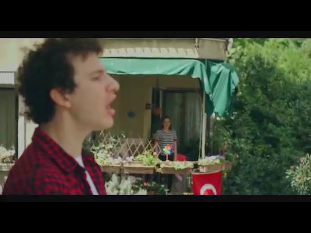 19 Mayıs Gençlik ve Spor Bayramı Mahallemizde Çekilen Reklam Filmi